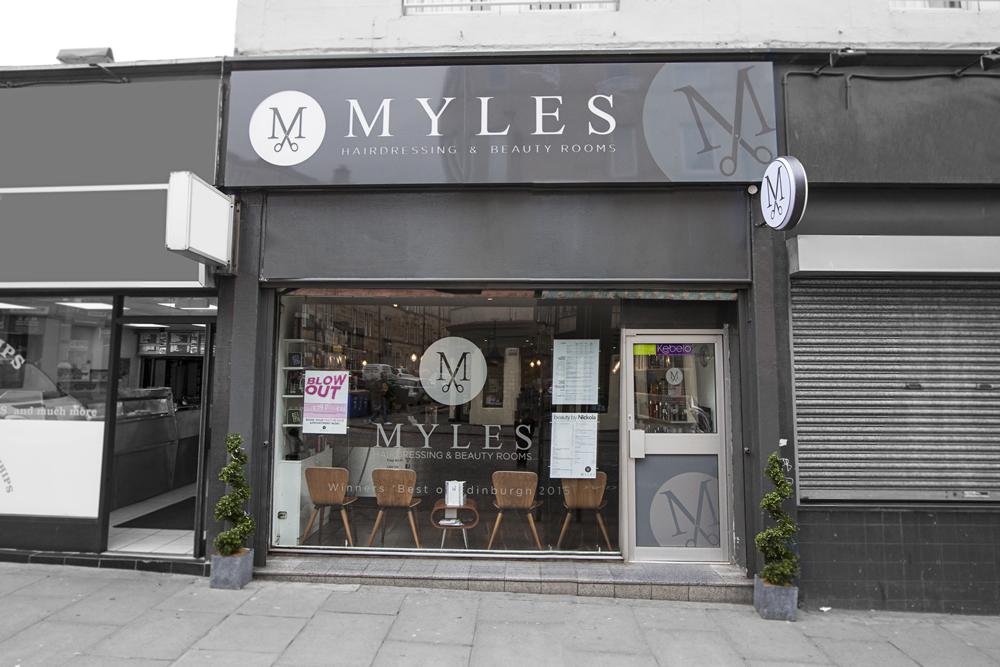 Myles West Salon